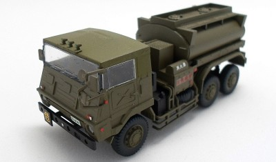 готовая модель грузовика JGSDF 3.5t Fuel Tank