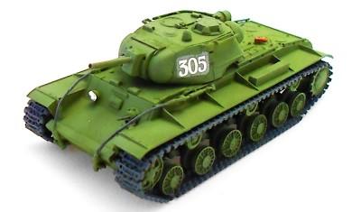 diecast tank KV-8S