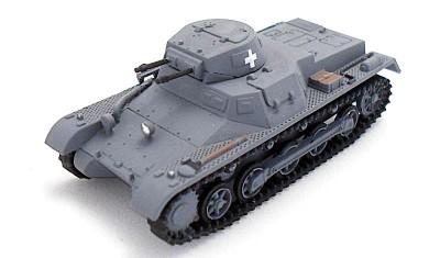 готовая модель танка Pz.Kpfw. I Ausf. B