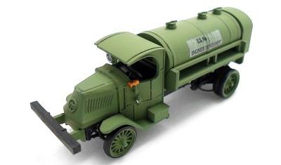 diecast military vehicle Mack AC Bulldog Type TK3