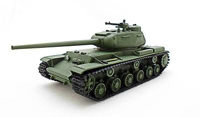 готовая модель танка ИБ-1