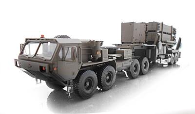 diecast military vehicle M983A4 Patriot PAC-3