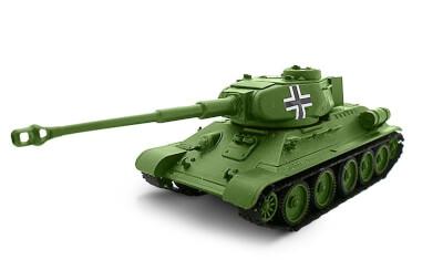diecast tank T-34 8.8/KwK-36L