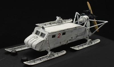 готовая модель Аэросани НКЛ-16-41
