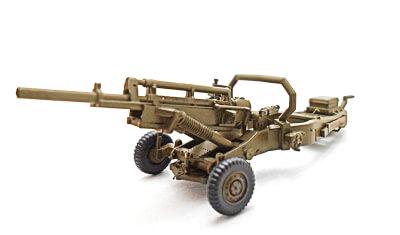 diecast gun 105mm Howitzer M102