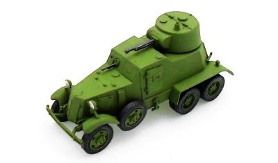 diecast vehicle BA-9