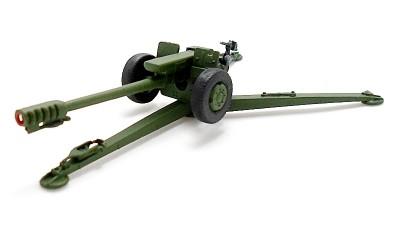 diecast gun 122 mm D-30