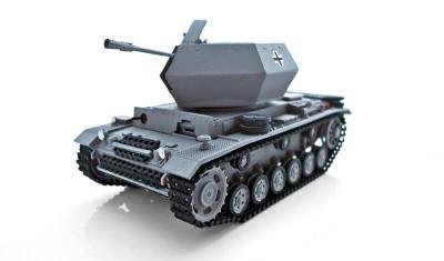 diecast tank Flakpanzer III Ostwind