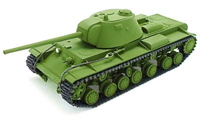 diecast tank KV-3