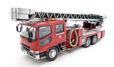 diecast Fire Ladder Truck