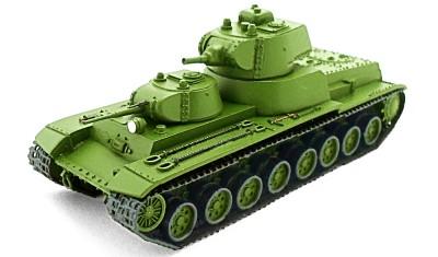 готовая модель танка T-100/Л-10