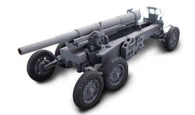 diecast gun 155mm GPF-T / 15.5cm K-419(f)