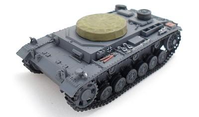 diecast tank Munitionspanzer III