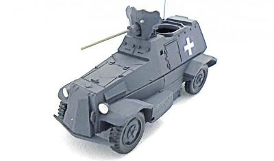 готовая модель бронеавтомобиля Marmon
