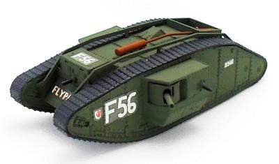 diecast tank Mk.4 Male