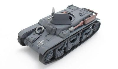 готовая модель танка Bergeschlepper
