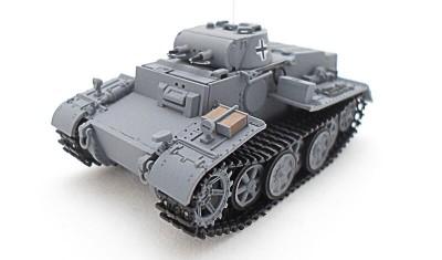 готовая модель танка Pz.Kpfw. I Ausf. F