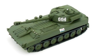 diecast tank Gvozdika