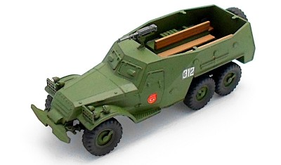 diecast military vehicle BTR-152V