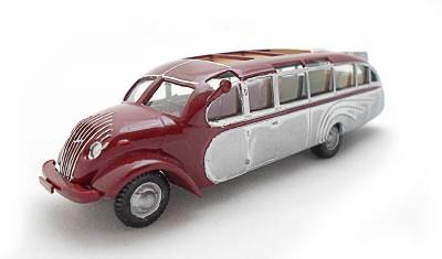 готовая модель автобуса Opel Blitz Strassenzepp Essen