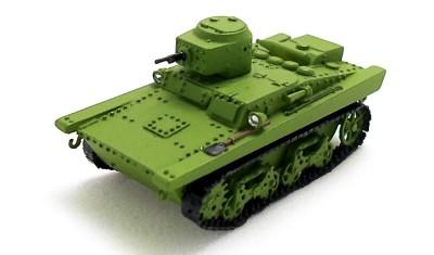 diecast tank T-37