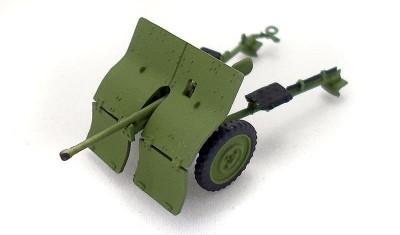 готовая модель пушки 37mm AT gun wz-36