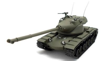 diecast tank T-58