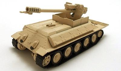 diecast tank T-34 / D-30