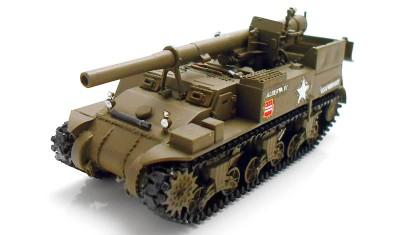 diecast tank M-12 King-Kong