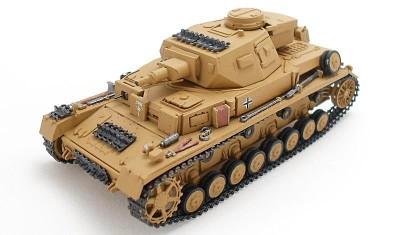готовая модель танка Pz.Kpfw. IV Ausf. D