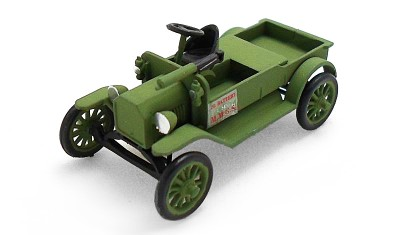 diecast military vehicle Ford T MMGS