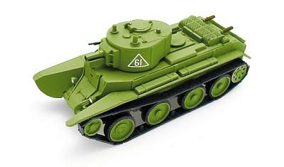 diecast tank BT-7А