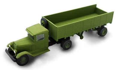 diecast truck ZIS-10