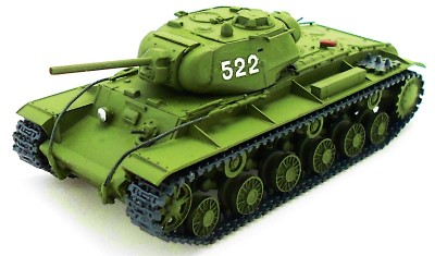 diecast tank KV-1S