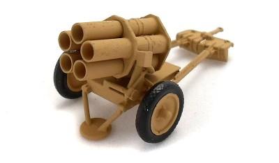 diecast gun 21cm Nebelwerfer-42