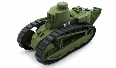 готовая модель танка Ko-Gata