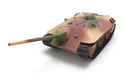 готовая модель танка Jagdpanzer E-25