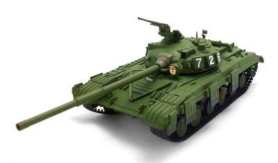 diecast tank T-64 (1972)