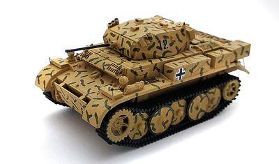 готовая модель танка Pz.Kpfw. II Ausf. L Luchs