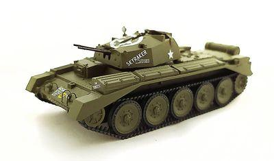 diecast tank Crusader Mk.III AA