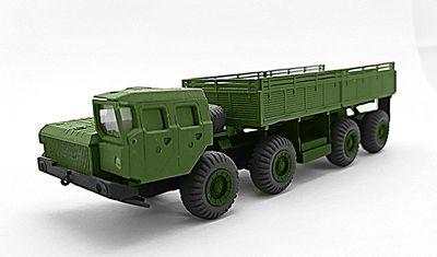 diecast truck MAZ-543M