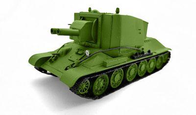 diecast SU-2-122 (T-34)