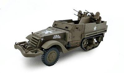 готовая модель грузовика M16