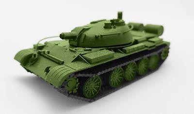 diecast tank Object 483
