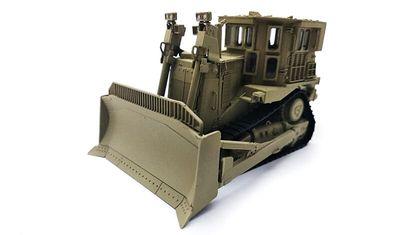 готовая модель автомобиля D9R Buldozer