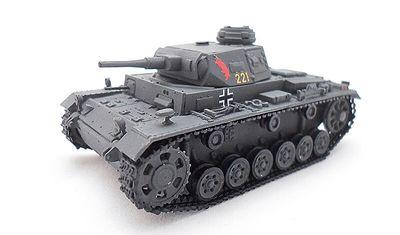 diecast tank Pz.Kpfw. III Ausf. H