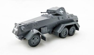 diecast military vehicle Sd.Kfz.231 (6-rad)