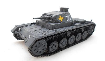 diecast tank Pz.Kpfw. III Ausf. A