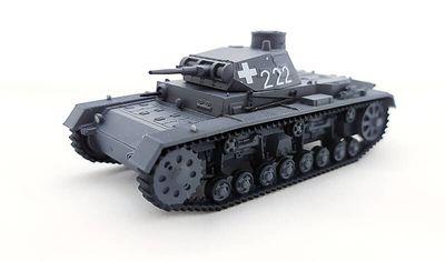 diecast tank Pz.Kpfw. III Ausf. B