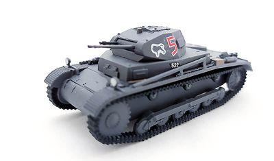 diecast tank Pz.Kpfw. II Ausf. B